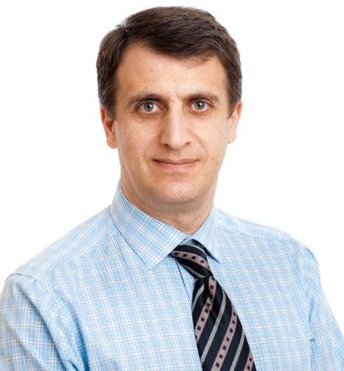 Stephan Tonakanian, MBA